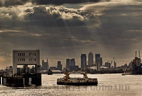 thames river ferry hton court the woolwich ferry crossing the river thames with the city