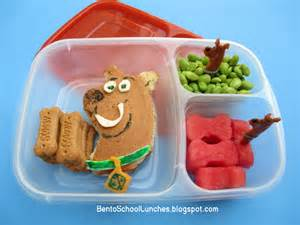 Bento school lunches review easy lunchbox and scooby doo bento