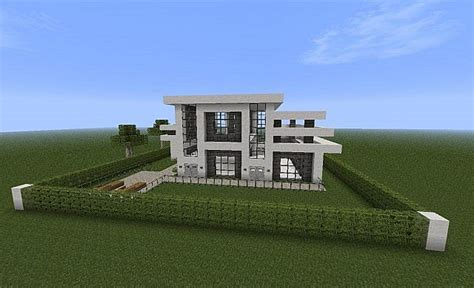 epic minecraft houses epic modern house minecraft project