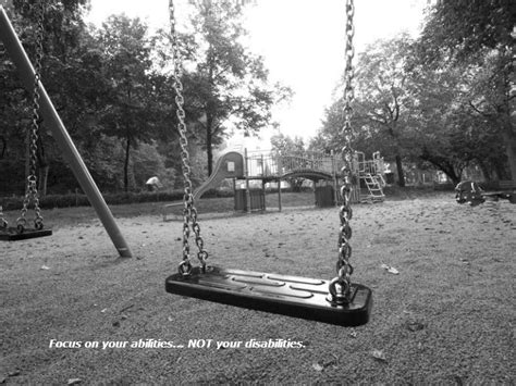quotes about swings empty swings for quotes quotesgram