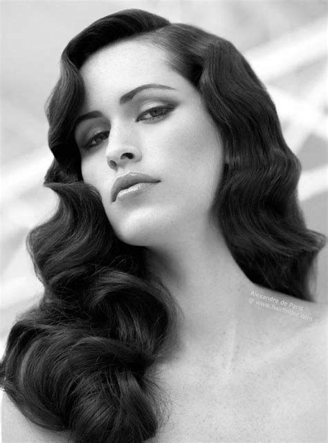 1940s hairstyles for long hair how to 1940s hairstyles for long hair evesteps