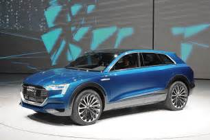Electric Audi All Electric Audi Q6 To Enter Production In 2018