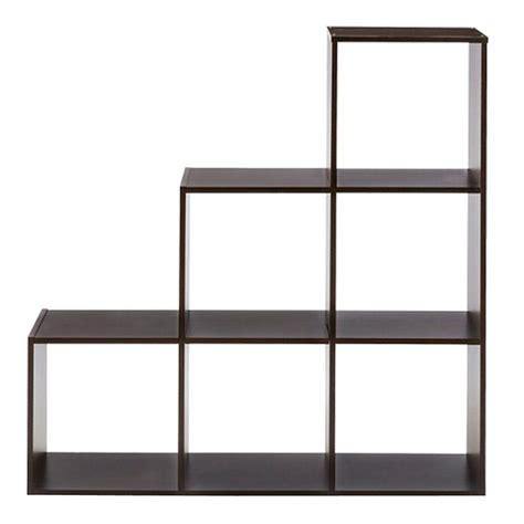 Closetmaid Store All Organizer Closetmaid 36 In W X 36 In H Espresso 3 2 1 Cube