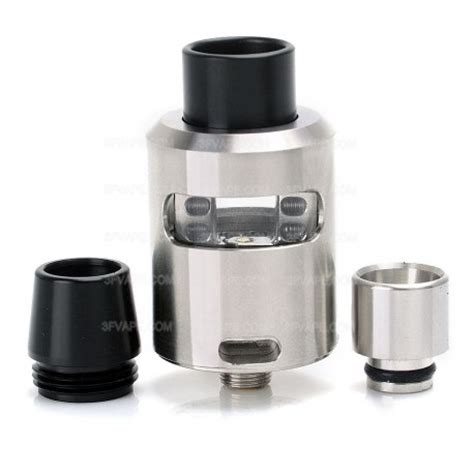 Center Pin Silver For Rda Mage Coilart Authentic Coil Clone authentic geekvape tsunami plus rda 24mm silver glass atomizer