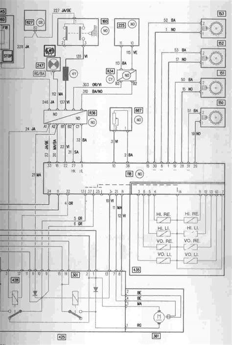 renault laguna 1 wiring diagram wiring diagram