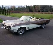 1969 Buick Skylark Custom Convertible For Sale