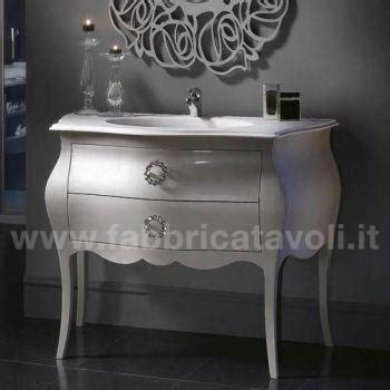 mobile bagno bombato gallery of mobili x bagno piccoli mobile bagno bombato