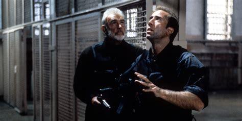 film nicolas cage alcatraz sean connery s the rock may have influenced iraq war