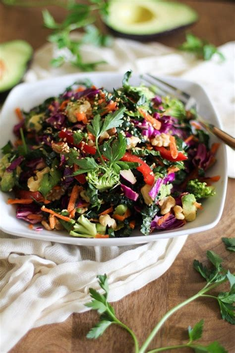 Detox Salad by The Ultimate Detox Salad Www Theroastedroot Net Detox