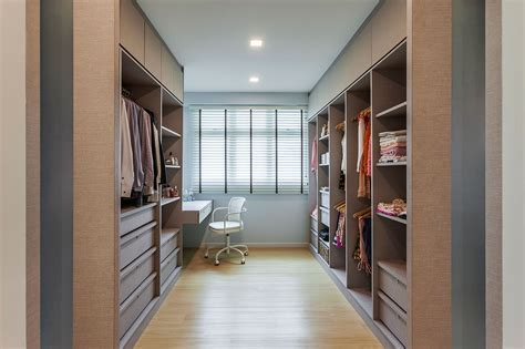 Master Bedroom Interior Design a walk in wardrobe made possible