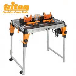 triton saw bench for sale triton twx7 workcentre with router module insert