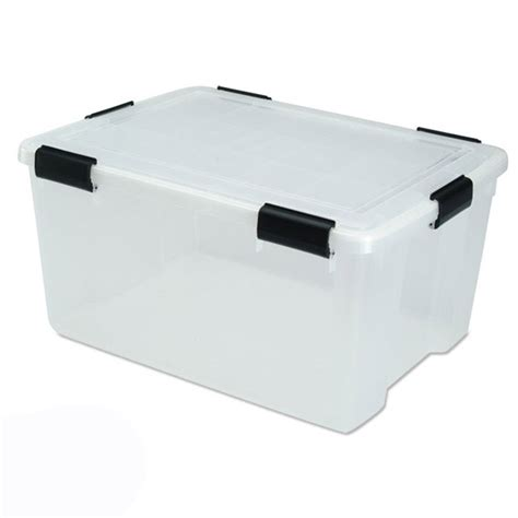 large airtight containers for storage large airtight storage containers 62 8 qt iris watertight