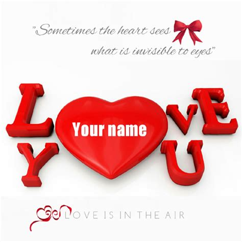 beautiful greeting cards with my name and lover print or write your name on greetings and name pics