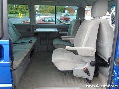 volkswagen eurovan mv techno blue  miles wwwrossvwcom
