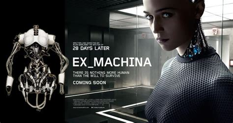 ex machina movie freakin awesome network ex machina movie review