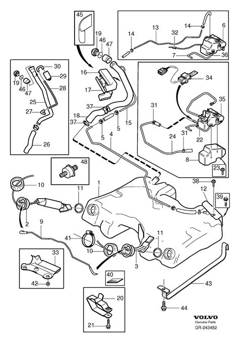 2000 volvo v70 fuel relay location wiring diagrams