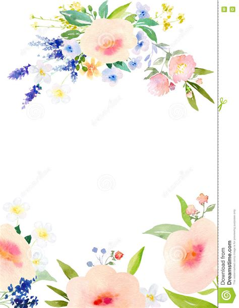 Free Flower Templates For Card