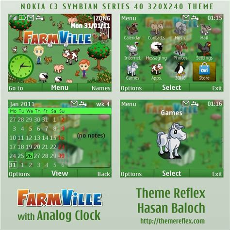 nokia c3 qwerty themes free download filesuser blog