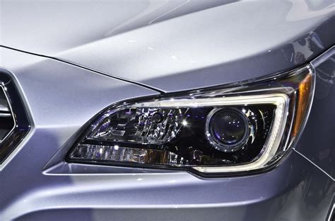 subaru legacy headlights 2015 subaru legacy first look photo gallery motor trend