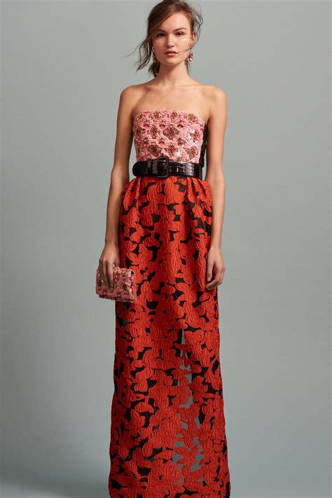 Pantone Spring Summer 2017 oscar de la renta pre fall 2016 collection vogue