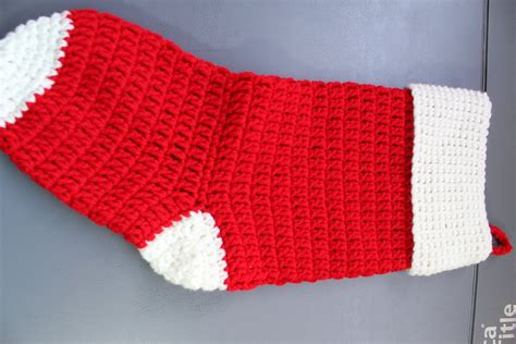 simple crochet pattern for christmas stocking 40 all free crochet christmas stocking patterns patterns hub