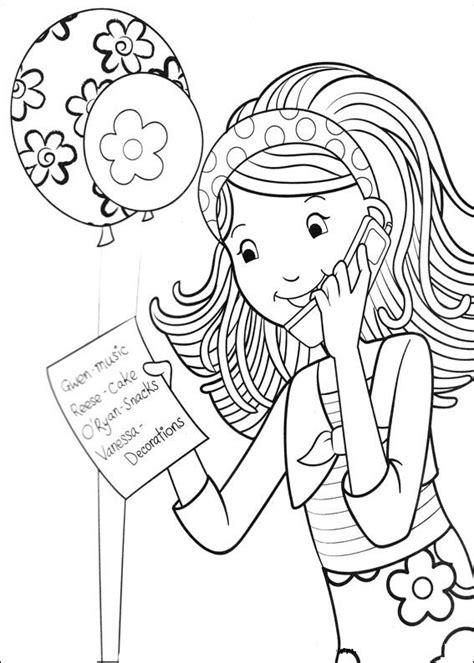 kids n fun com 8 coloring pages of lego harry potter kids n fun kleurplaat groovy girls groovy girls