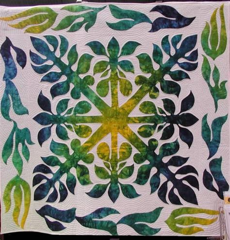 free pattern hawaiian quilt 321 best hawaiian quilts images on pinterest hawaiian