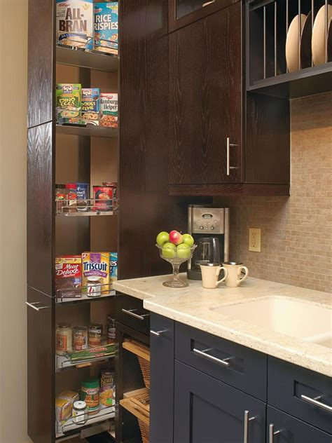 kitchen dilemmas 13 solutions for common home storage dilemmas hgtv