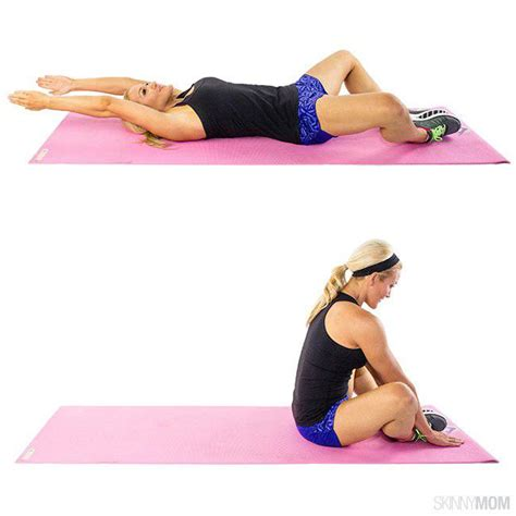 how to perform butterfly sit ups the best exercise for abs