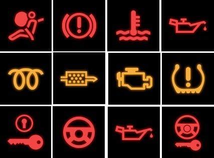 warning lights  case