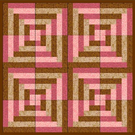 Free Printable Strip Quilt Patterns | free strip quilt pattern archives fabricmomfabricmom