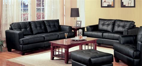 living room sets with sleeper sofa coaster samuel black sleeper sofa loveseat set dallas tx