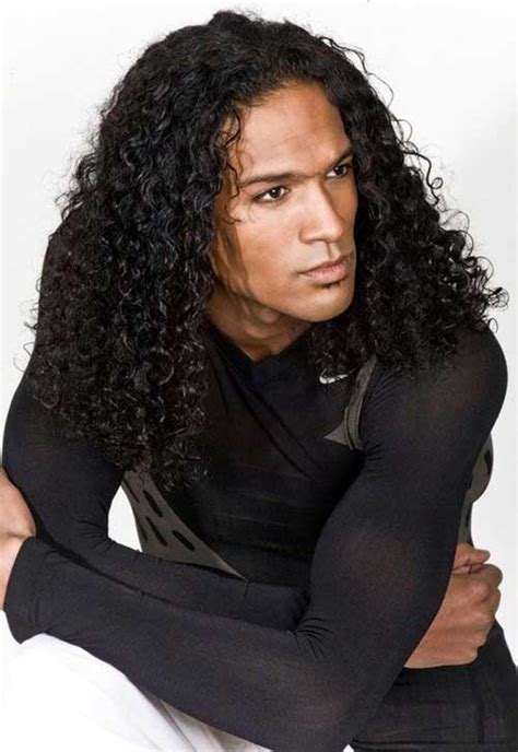 hairstyles for long curly black hair 15 best black men long hairstyles mens hairstyles 2018