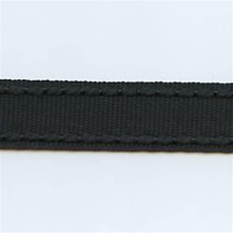 upholstery tape trim ca520 11 black narrow tape trim sw52015 discount fabrics
