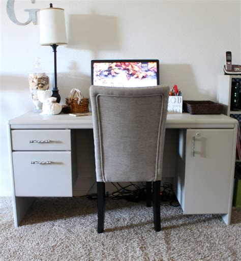 repurposed furniture for the home office frazzled