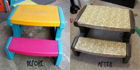 tyke picnic table 62 best diy tikes makeover images on