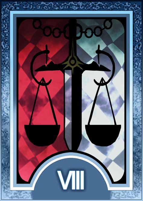 printable persona tarot cards persona 3 4 tarot card deck hr justice arcana by