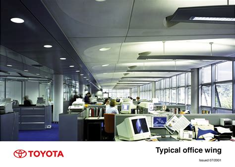 Toyota Corporate Office by New Headquarters For Toyota Gb Officially Opened By Toyota