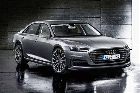 Audi A8 Neues Modell by New Audi A8 Big Light Weight And Tech Upgrades For 2017