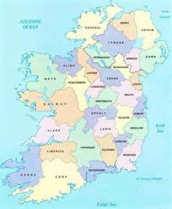 ireland maps of ireland and related info