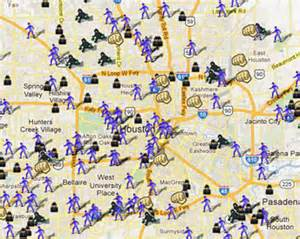 houston crime map pehav crime map houston 2010