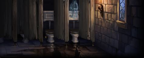 moaning myrtle bathroom moaning myrtle s bathroom location pottermore wiki