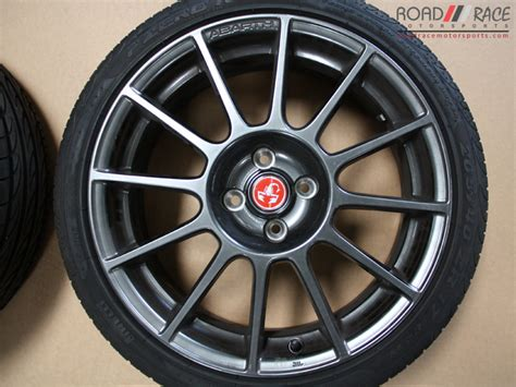 17 quot abarth wheels and tires for sale 1100