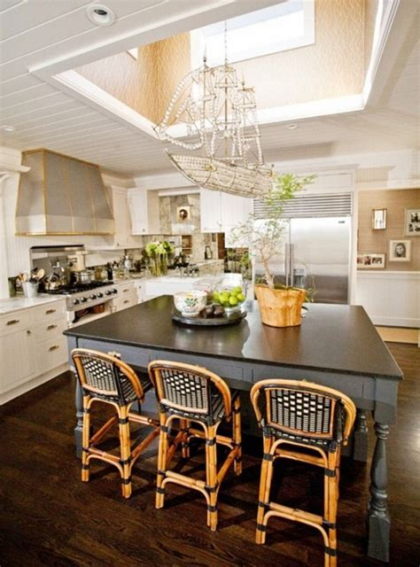 30 Amazing Kitchen Island Ideas For Your Home Kitchen Lighting Ideas Island