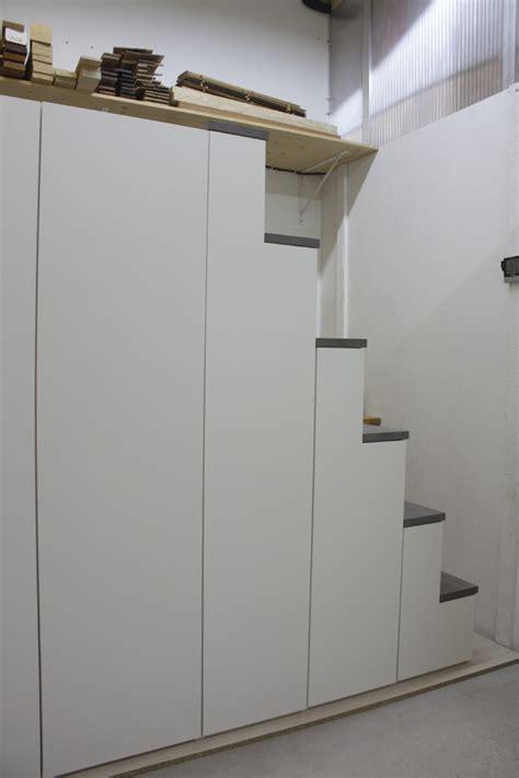 Fabriquer Un Escalier Avec Des Caissons by Ateliers Seewhy Conception R 233 Alisation Prototypage