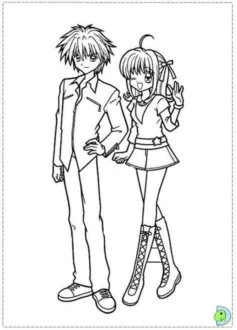 coloring pictures of mermaid melody anime mermaid melody coloring pages sketch coloring page