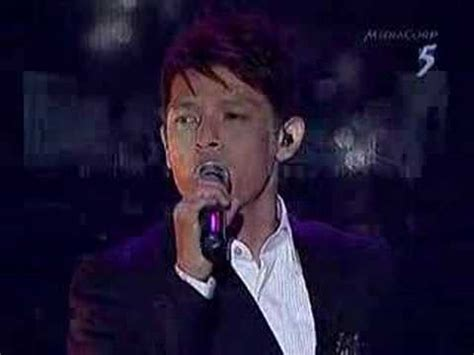 berserah hady mirza with lyrics 1st asian idol hady mirza berserah