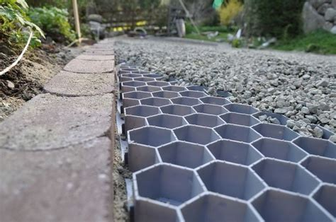 driveway and pathway solution core systems offers permeable green solutions for stabilized