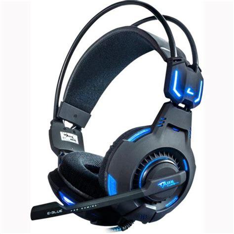 Headset Eblue headset gamer mazer type x preto e blue fones de ouvido no casasbahia br