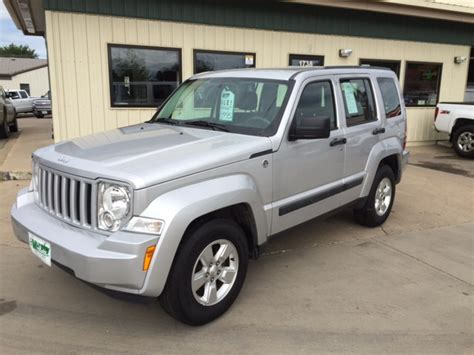 Jeep Minot 2011 Jeep Liberty Sport 4x4 4dr Suv In Minot Nd Murphy